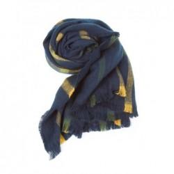 Terre Bleue Sjaal lang met...